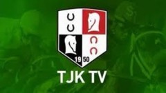 TJK Tv Logo